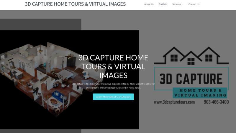 3D Capture Home Tours